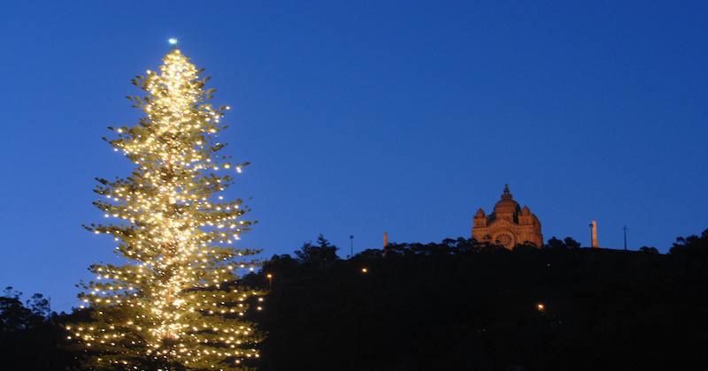 Viana Do Castelo Adia Inauguracao Da Decoracao De Natal Para Sabado
