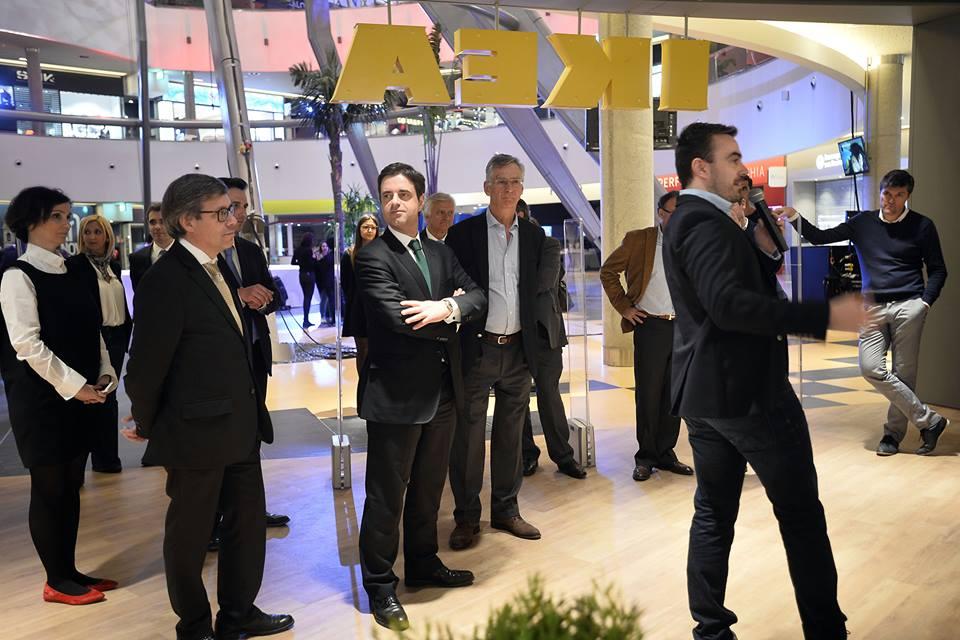 Novo centro comercial de braga j foi inaugurado veja as - Centro comercial nova arcada ...