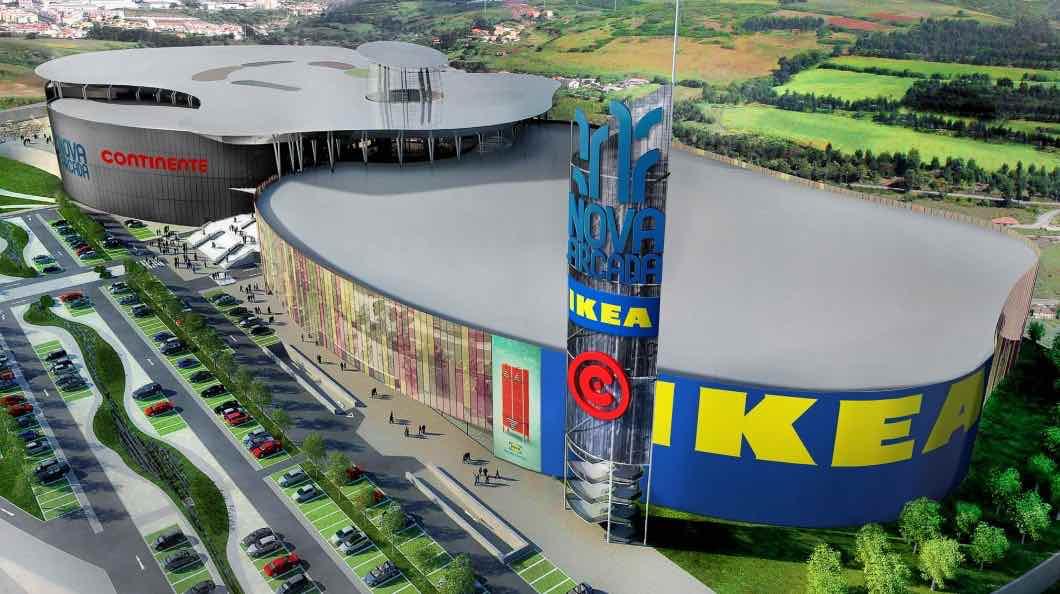 Loja Ikea Em Braga Está Pronta Veja As Primeiras Imagens E Confira
