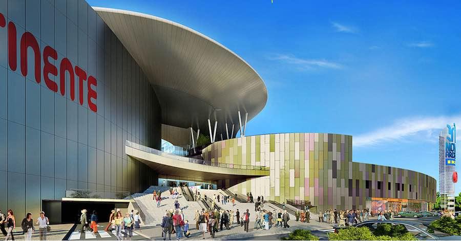 H outra novidade sobre o novo centro comercial e a loja - Centro comercial nova arcada ...