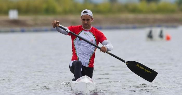 Resultado de imagem para Hélder Silva sexto na final de C1 200 dos Mundiais de canoagem