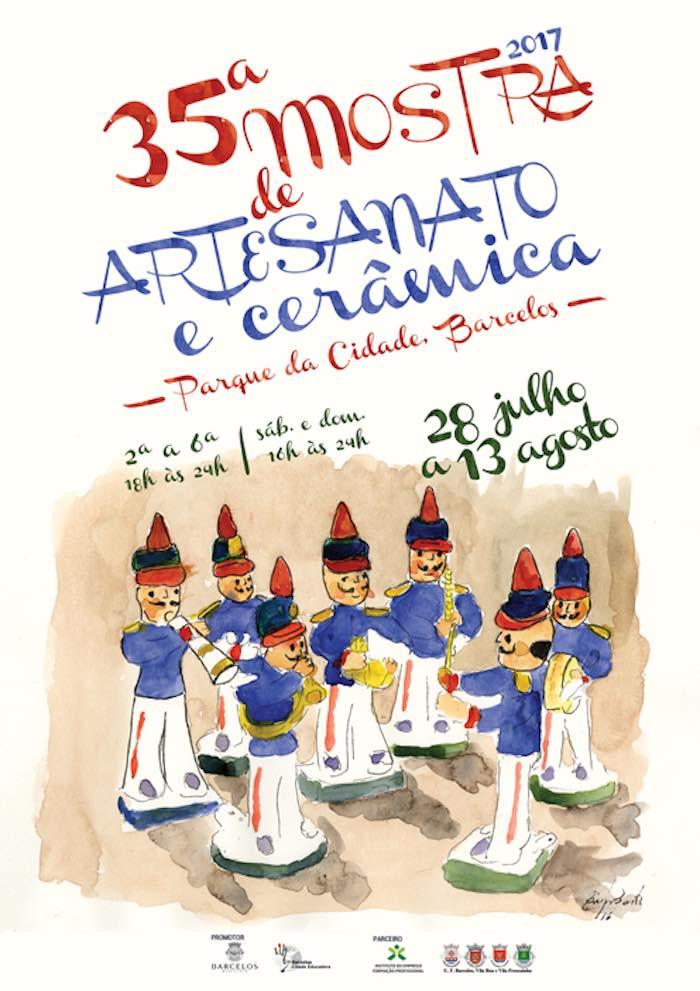 Artesanato Sergipano ~ Programa Completo 35 u00aa Feira de Artesanato de Barcelos