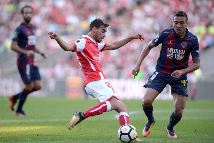 Braga Chaves: Resumo. SC Braga Eficaz Vence Frágil Desportivo De Chaves