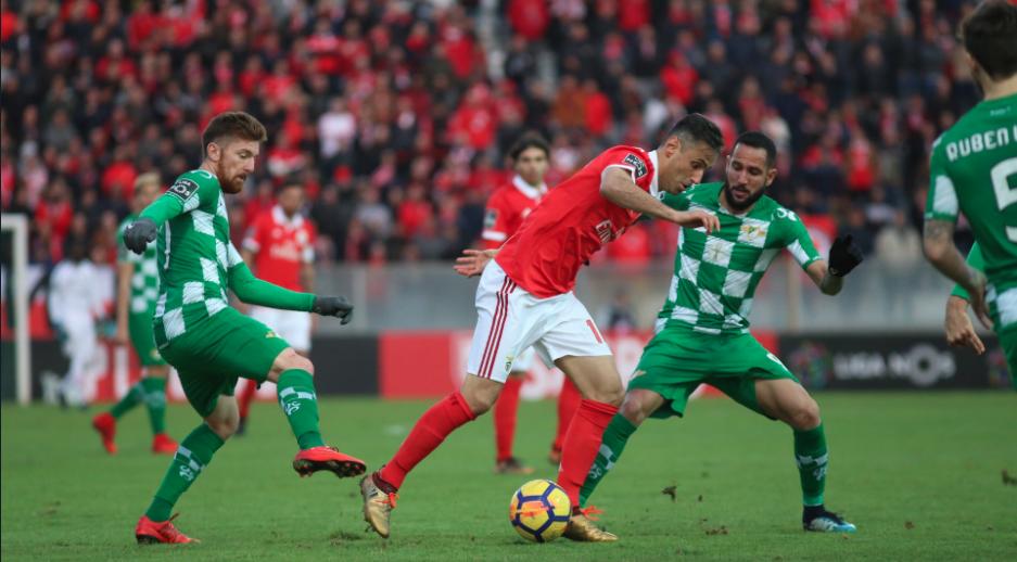 Benfica Nacional Resumo: Resumo. Benfica Vence Em Moreira De Cónegos