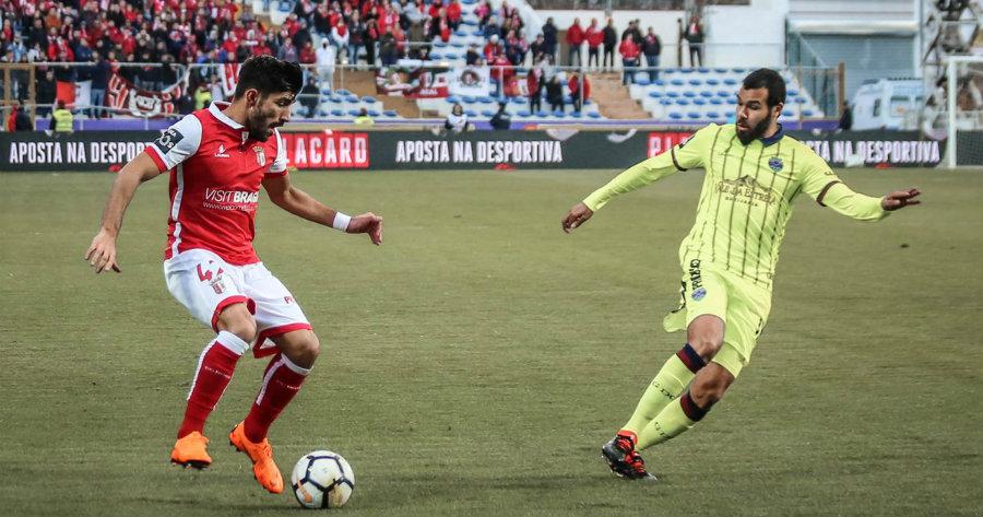 Braga Chaves: Resumo. SC Braga Impõe Goleada Na Visita Ao Desportivo De