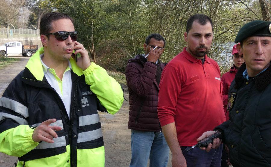 Pescadores desaparecidos no rio Cávado resgatados com vida