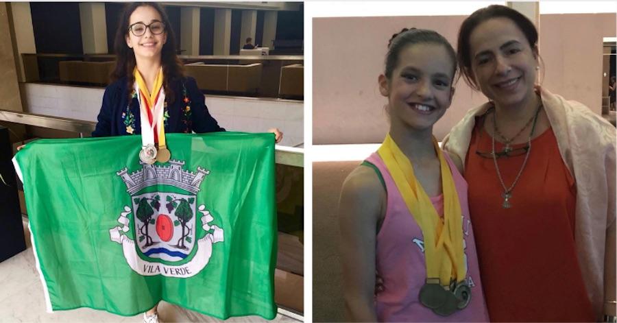 fa811d442d Jovens bailarinas do Minho fazem história com nove medalhas de ouro no  Campeonato do Mundo de Dança