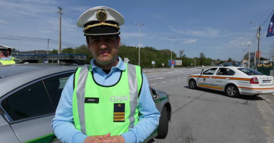 Crime não compensa com o 'CSI' do Destacamento de Trânsito da GNR Capitpinheiro