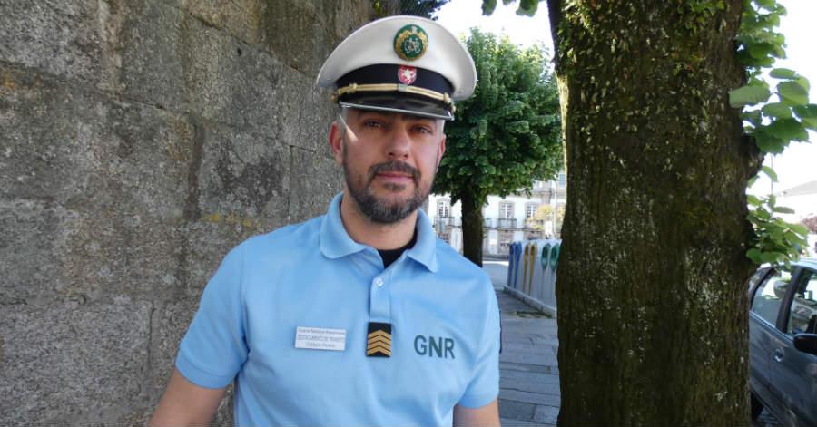 Crime não compensa com o 'CSI' do Destacamento de Trânsito da GNR Sargentpereir