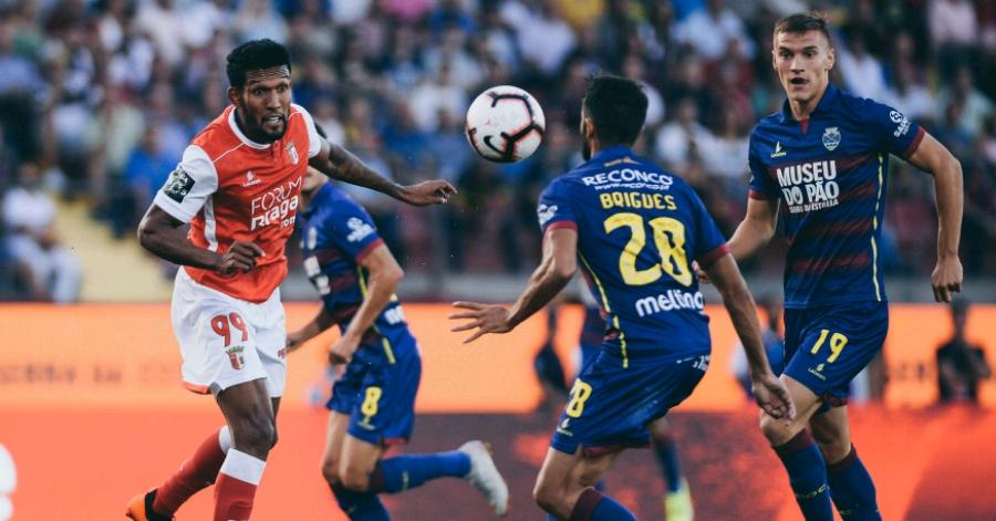 Braga Chaves: SC Braga Vence Chaves E Continua Líder