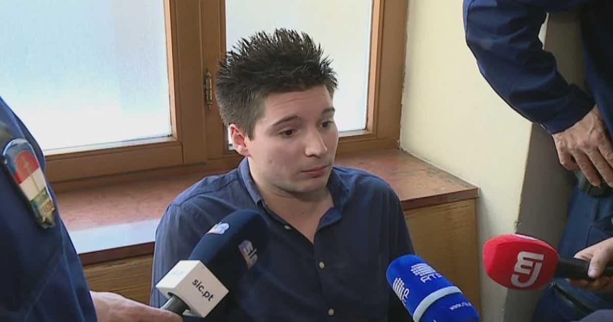 Resultado de imagem para Rui Pinto vai a julgamento por 93 crimes