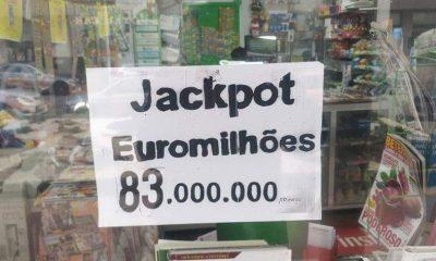 Euromilhões 83 milhões