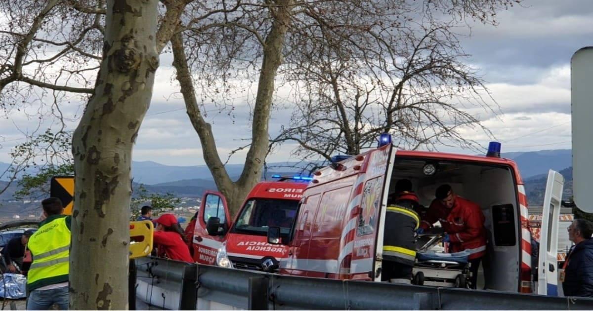 Resultado de imagem para Carro de piloto de Famalicão atinge público e faz dois mortos na Rampa da Murça