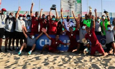 Futbeol praia portugal campeão europeu 2020